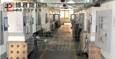 东莞九州电器LED生产线